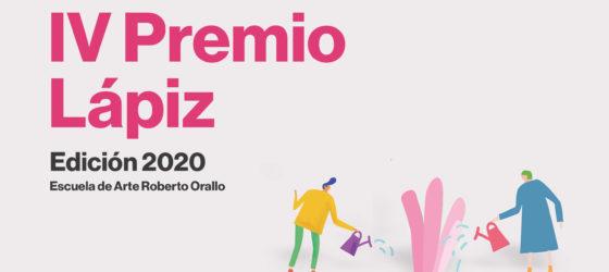 imagen premio Lápiz 2020